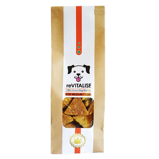 CBD Dog Biscuits