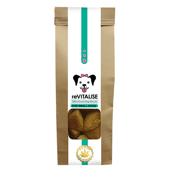 CBD Infused Dog Biscuits